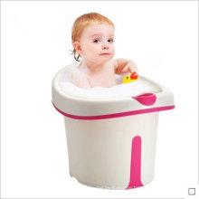 New Children/Baby Sittable Bathtub with Bath Stool