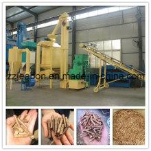 Ce Qualidade Linhas Profissionais para Produção de Pellets de Madeira