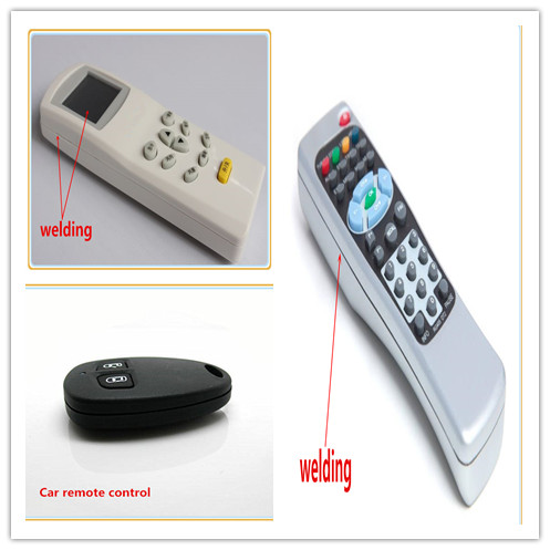 Ultrasonic Plastic Welding Machine untuk Remote Control