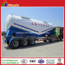 Tanque del tanque del cemento 65m3 semi / tanque del polvo (FLY9902TDP)