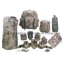 Mochila do Exército de alta qualidade do equipamento individual