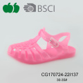Cute Children Fashion Jelly Pvc Sandal
