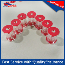 Plástico de alta qualidade Pequenas Mini Empty Wire Spool