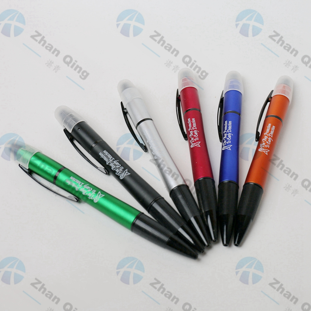 LED Flashlight Pen with Custom Logo