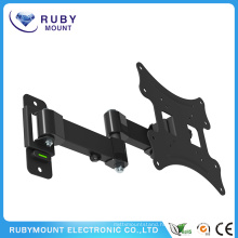 Full Motion Swivel Articulating 26 Extension Arm TV Rack