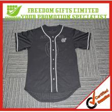 Jersey de béisbol personalizado popular
