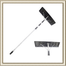 Telescopic Aluminum Roof Snow Rake with Aluminum Tube (CL2T-SS801L)