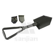 Función de la pala popular del acero que acampa (pala plegable del acero / pala plana / pala de la playa)