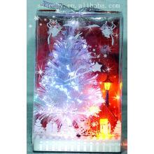 fibra óptica árbol de Navidad partes