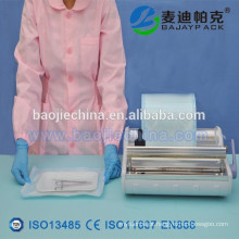 Rolos de esterilização médica de embalagem estéril