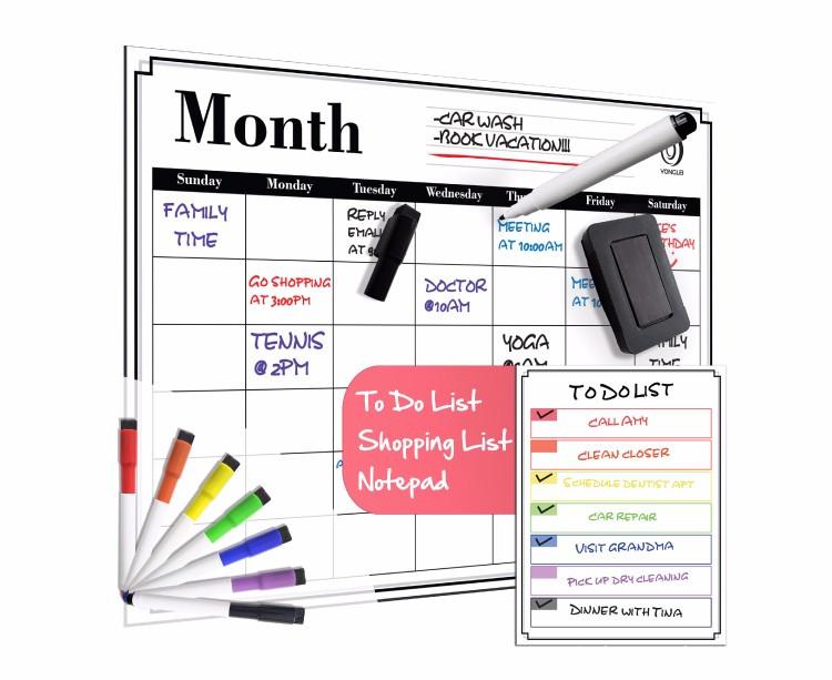 Magnet Calendar 8