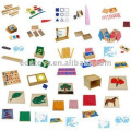 MONTESSORI Material Spielzeug für Kinder