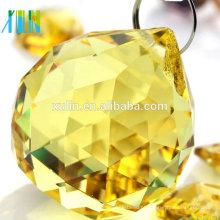 Lustres Bola De Cristal Iluminação Prismas Bola Feng Shui