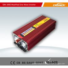 High Frequency 3000W 24VDC to 220VAC Pure Sine Wave Inverter