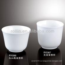 Vajilla taza de té, taza de cerámica, taza de té