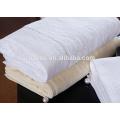 Super Qualität 100% Baumwolle Sateen Grenze mit Stickerei Luxus Hotel Handtuch Sets