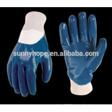 Sunnyhope cheap nitrile dipped working glove