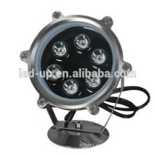 Fuente llevada / charcas / luz subacuática IP68 AC 12V o AC / DC24V