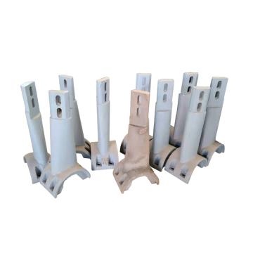 Concrete Mixer Spare Parts Casting Middle Mixing Arm