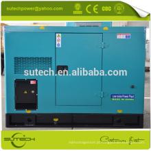 Conjunto de gerador diesel elétrico de 10Kw, alimentado por motor 403D-15G