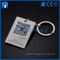 Metall Schlüsselkette Hersteller benutzerdefinierte Metall Schlüsselkette Werbeartikel