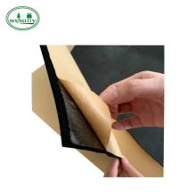 Tablero de espuma de esponja de goma de aislamiento térmico antideslizante de 30 mm