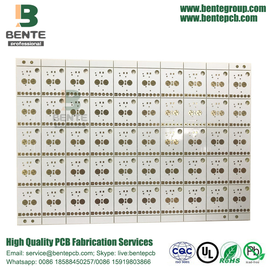2 Layers Standard PCB 2oz ENIG 2U