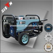 Ensemble de générateur d'essence 8500w Prix Electric Power Honda Portable Generator