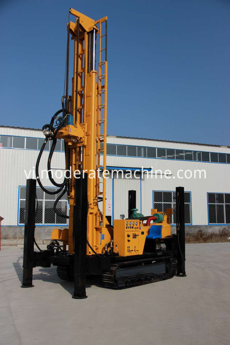 FY800water well drilling rig 07