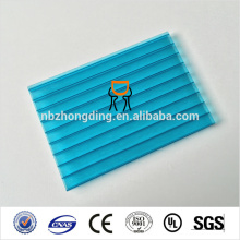 100% sabic fire proof Soft Textile polycarbonate sheet