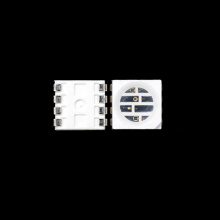 5050 smd 4 cips 850nm 660nm 530nm 470nm LED