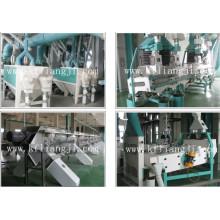 Modelo Morden Trigo, milho, Mazie Fábrica de moagem de farinha / linha de produção de farinha