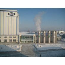 Ligne de production de poudre de lait