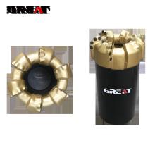 PDC coring bit 1308 cutters core drill bit