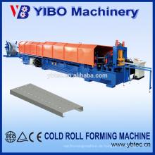 Einstellbare C Purlin Roll Umformmaschine mit CE