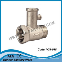 Brass Safety Valve for Water Heaters (V21-018)