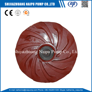 Horisontell slurry Pump Impeller F6147A05