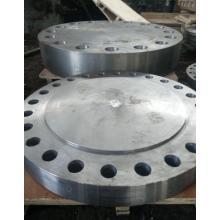 brida ciega de acero al carbono A105 RF