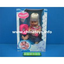 """Jouet en plastique 16 """"poupée avec des jouets de bébé eau potable (864434)"""