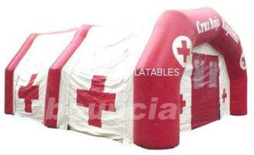 Inflatable Airtight Medical Tent TEN64 with Durable Anchor