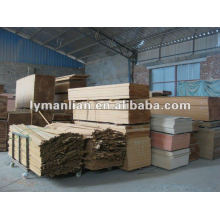 Fábrica de venda de madeira de carvalho