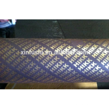 12mm película de madera contrachapada malasia tego
