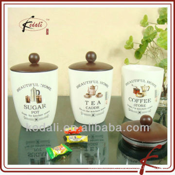 Keramik-Kanister