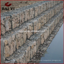 Alibab China Fornecedor Gabion Sea Wall