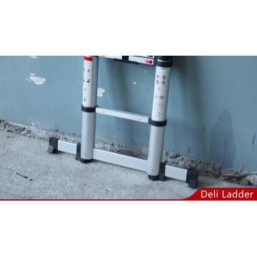 4.4m EN131-6 ANSI WARENWET AS / NZS CAN3-Z11-M81 toda a escada telescópica de alumínio