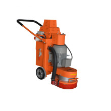 Epoxy Concrete Floor Grinder With Vacuum