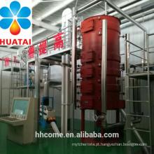 Venda quente de equipamentos de fábrica de óleo de soja com alta qualidade