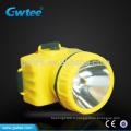Puissante luminosité batterie au lithium rechargeable led mineur lumière, Chine led lumières