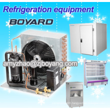 Boyard HQXD R404A bitzer condensing unit for commercial freezing coldstorage refrigeration parts