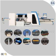 Sammelschienen-Stanz- und Schermaschine für Metall